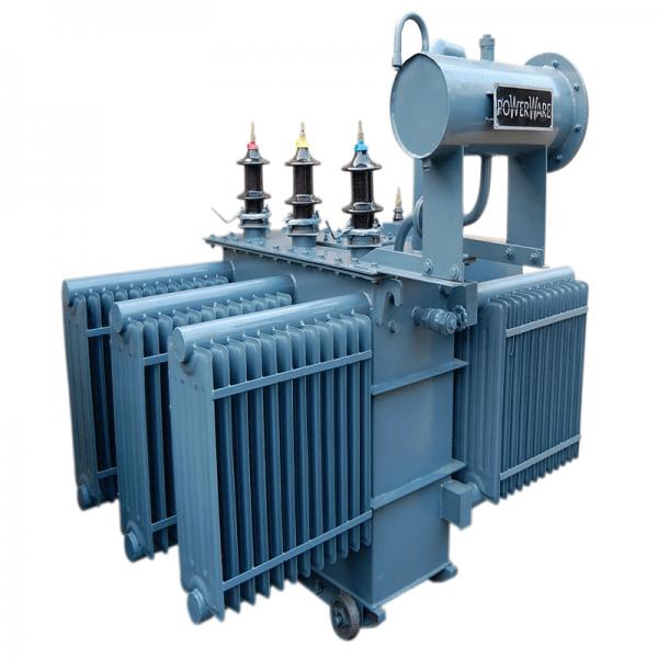 3 phase distribution transformer