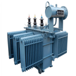 3 phase distribution transformer